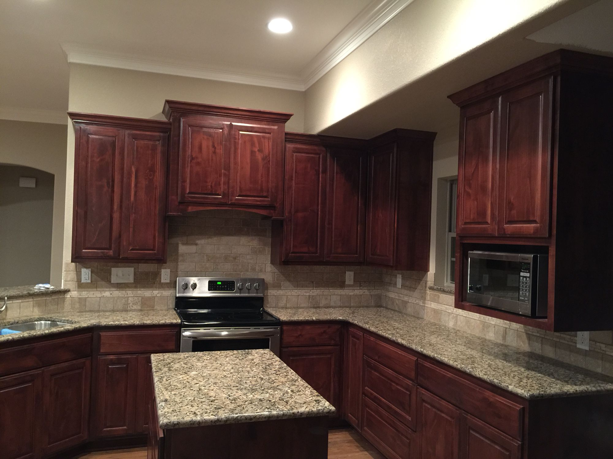 Cabinets By Kenny Zink Waco Tx Texas Home Kitchen Cabinets