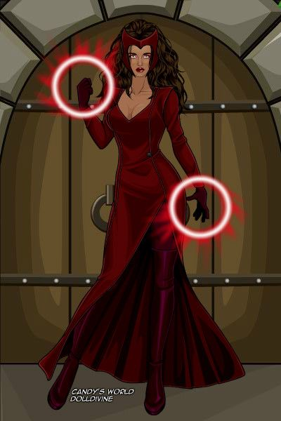 Wanda Maximoff (Uncanny Avengers) by MarvelGrrrl ~ Marvel ... X Men Girls Dress Up