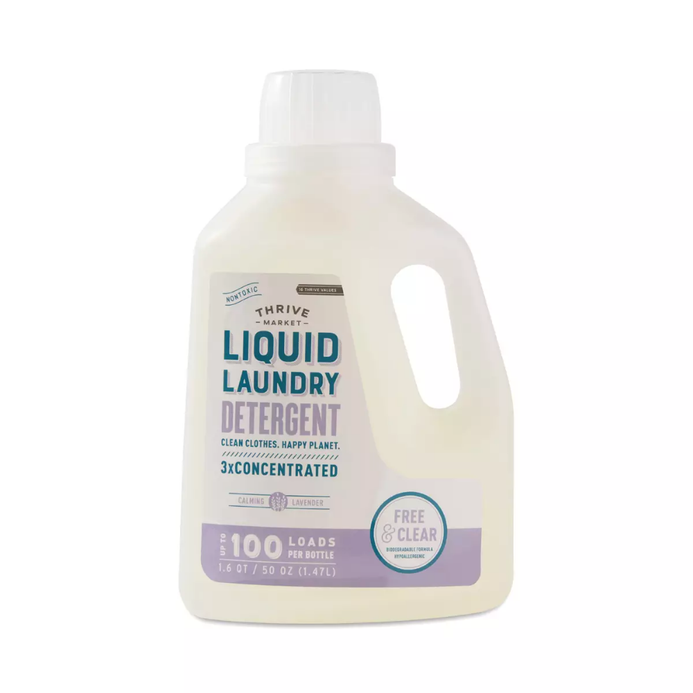 Buy Laundry Detergent Lavender Online At Thrive Market Get The