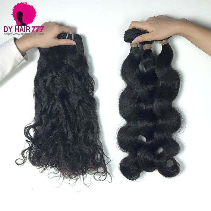 Dyhair777 Natural Wave Vs Body Wave Humanhair From Httpdyhair777