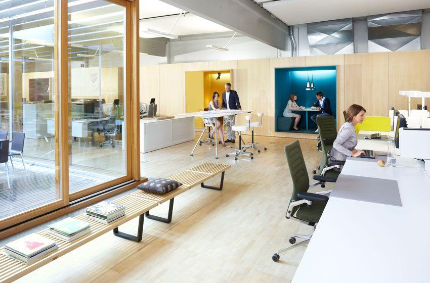 Vitra Offices Weil Am Rhein Sevil Peach Id Office