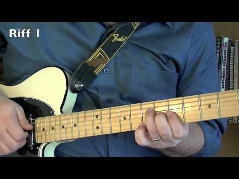 Play Rockabilly Guitar with Graham Fraser - Part.1 The Grady Martin ...