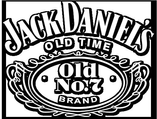 white jack daniels holiday whiskey logo png Kit festa