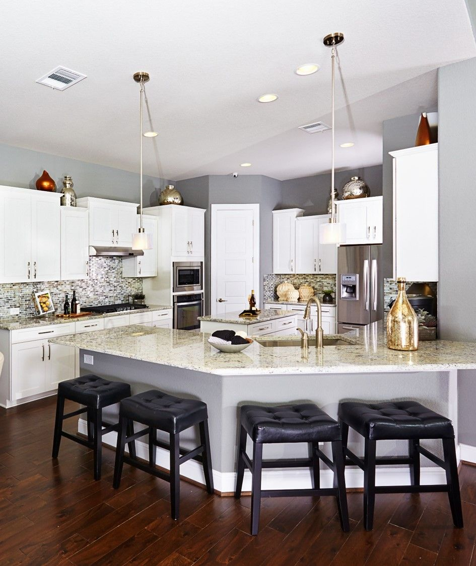 Gehan Homes Kitchen | Texas home | Pinterest | Kitchens, Kitchen ...