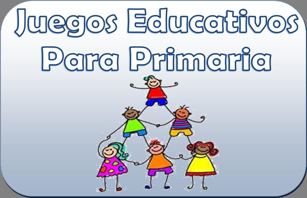 Excelentes Juegos Educativos Para Primaria Material Educativo
