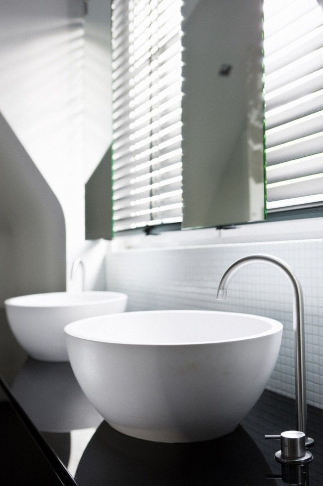 Badkamer met dubbele wastafel | badkamer ideeën | design badkamers ...