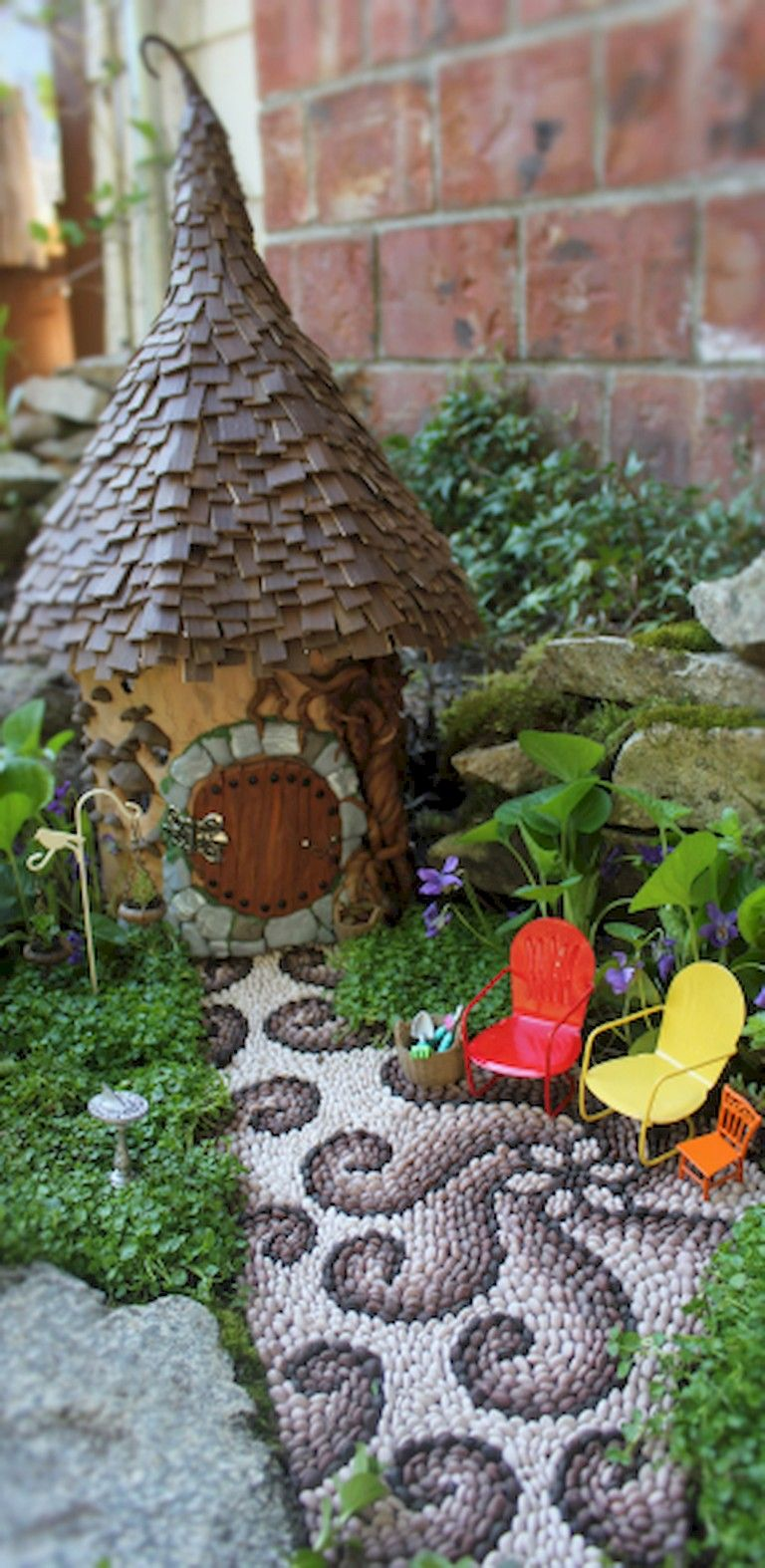 125 Good Backyard Fairy Garden Ideas On A Budget Page 83 Of 132 Fairy Garden Diy Diy Fairy Fairy Garden Designs