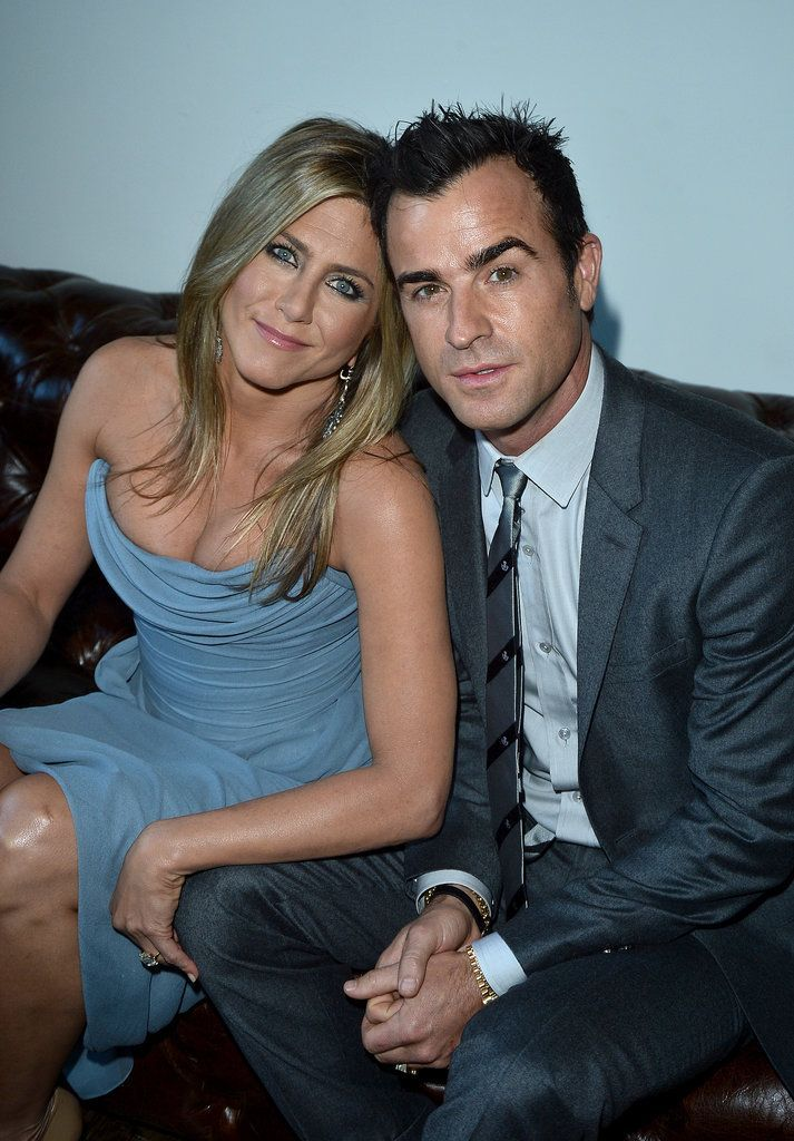 How Long Has Jennifer Aniston Been Dating Justin Theroux