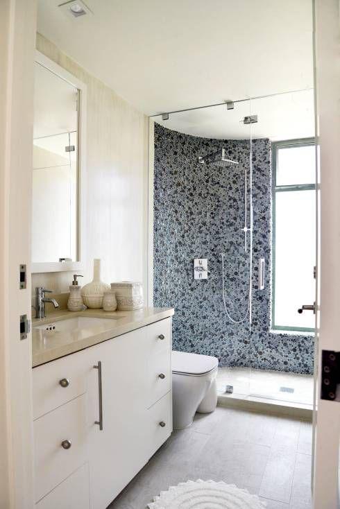 16 Casa De Banho Com Chuveiro Modernos E Fabulosos Bathroom Inspirationbathroom Idemall
