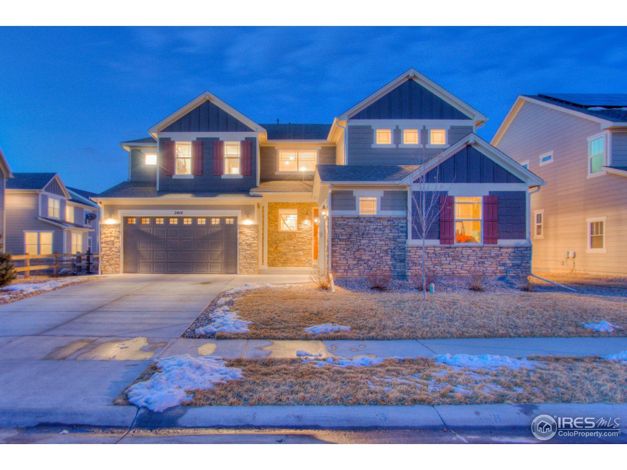 Elegant and wellappointed fort collins home for sale