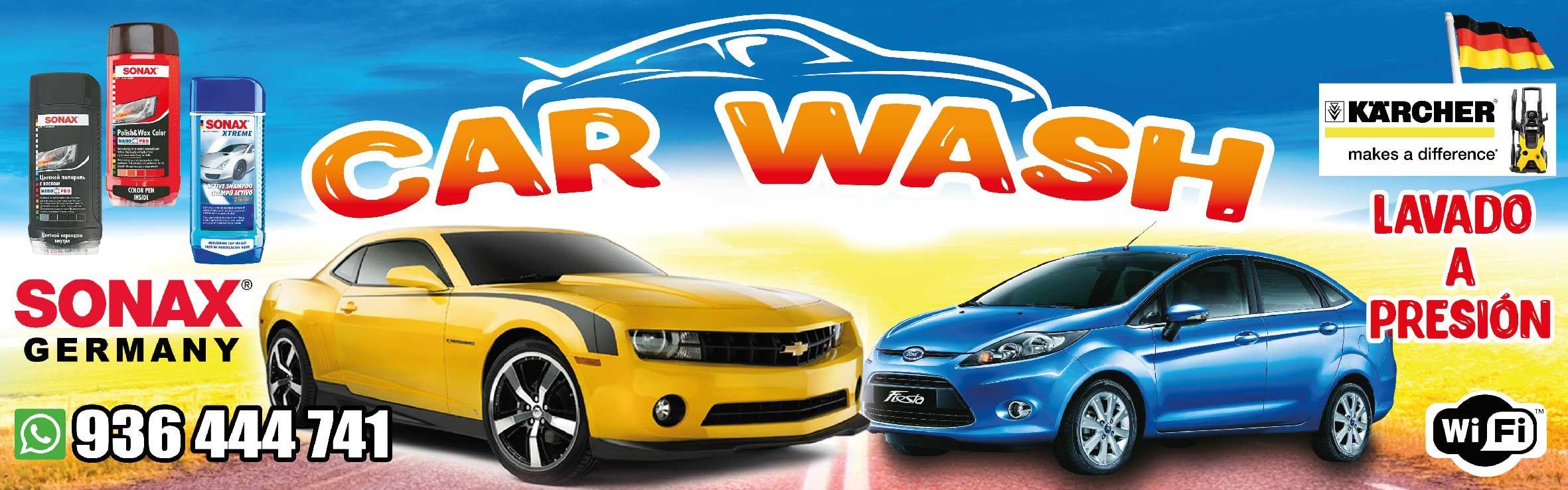Dise Os Publicitarios Para Car Wash Dise Os Para Tu