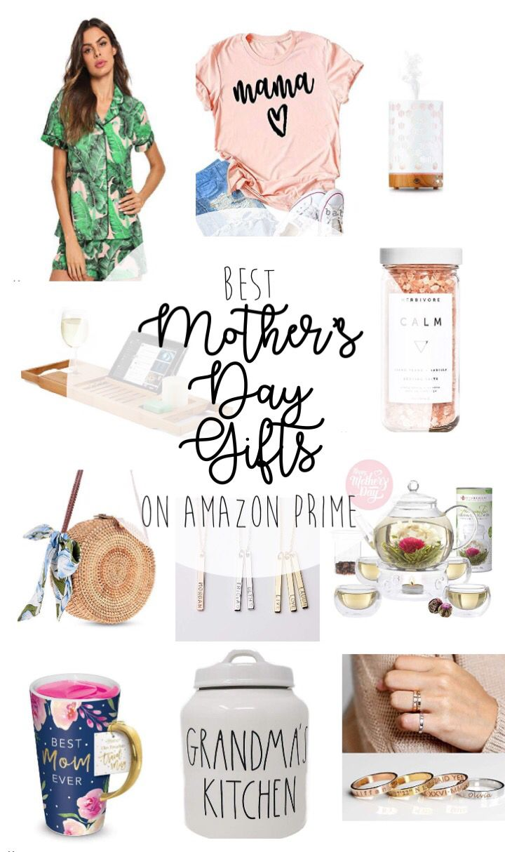 Here are the best mothers day gift ideas all on amazon
