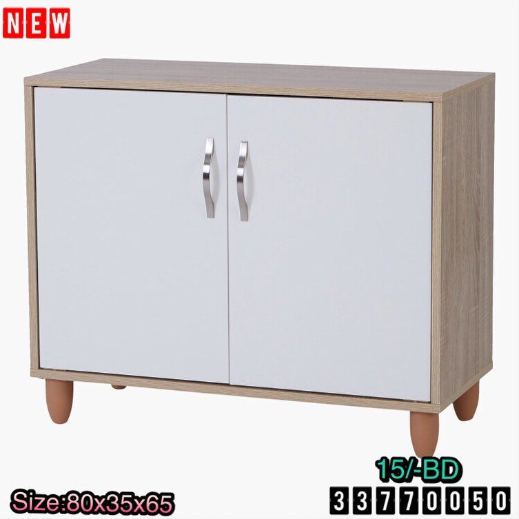 Shoe Cabinet Size 80x35x65 Sliding Door White Color New Made In Malaysia Price 15 Bd Tel 33770050 Tel 66992443 M Sliding Doors Cabinet Decor