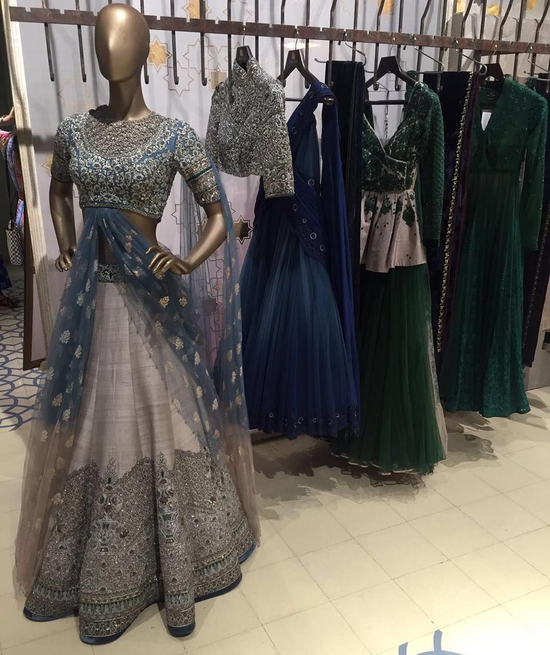 Anju modi collection indian designer fashion pinterest indian
