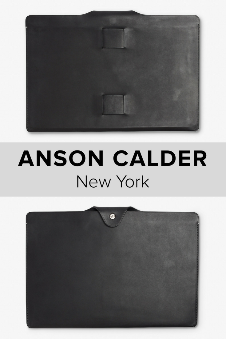 847860a509 Looking for a minimalist laptop case that looks beautiful and provides  protection? Anson Calder's full
