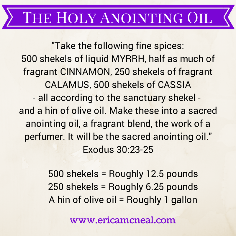 Image result for anointing oils of the bible (With images