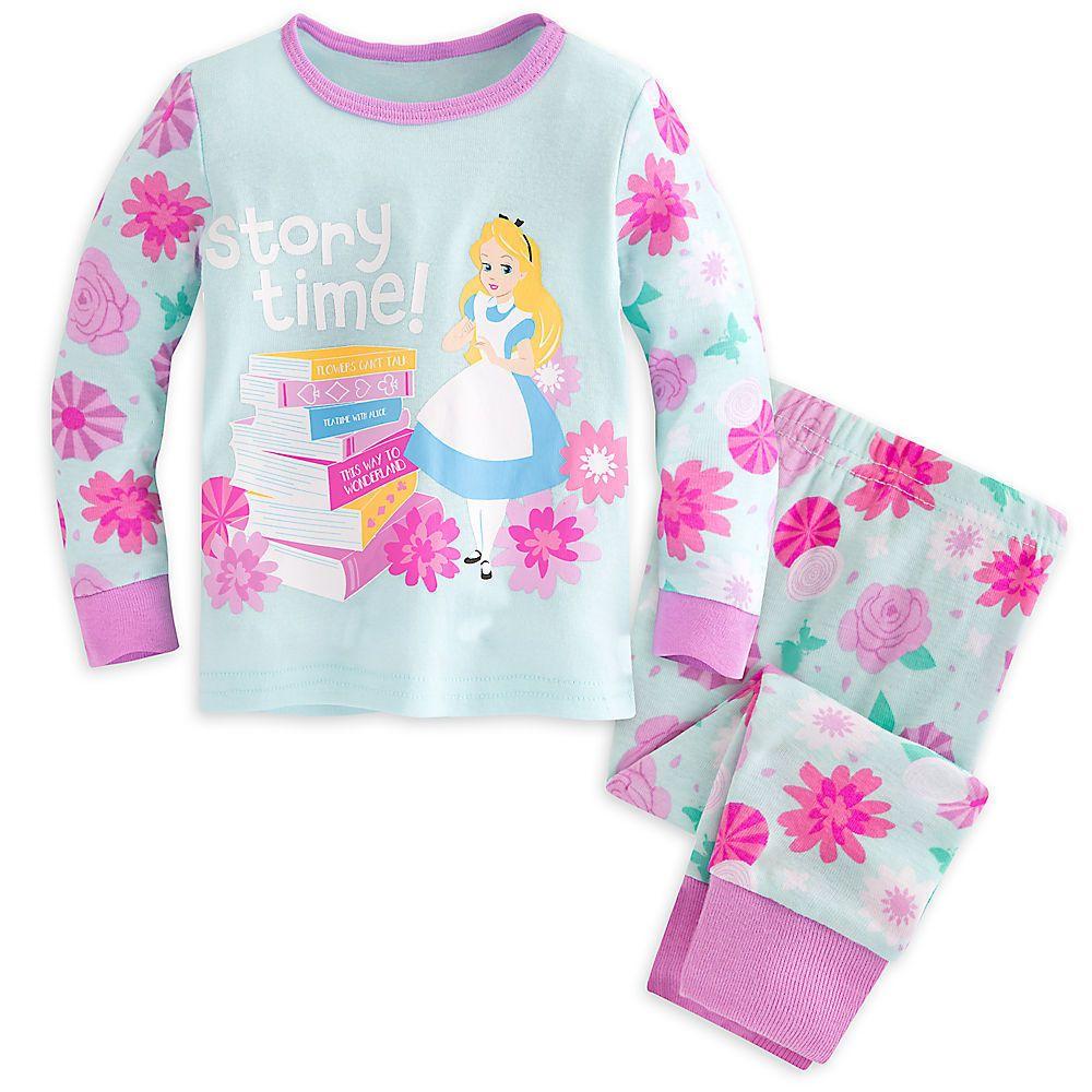 Official Tinkerbell Pyjamas Pajamas Pjs Girls Kids Children/'s Toddlers 2 3 4 5