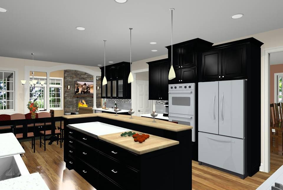average kitchen remodel costs Family room ideas Pinterest - remodeling estimate