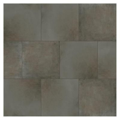 Marazzi Studio Life Times Square 18 In X 18 In Glazed Porcelain Floor And Wall Tile 17 60 Sq Ft Case Porcelain Flooring Wall Tiles Floor And Wall Tile