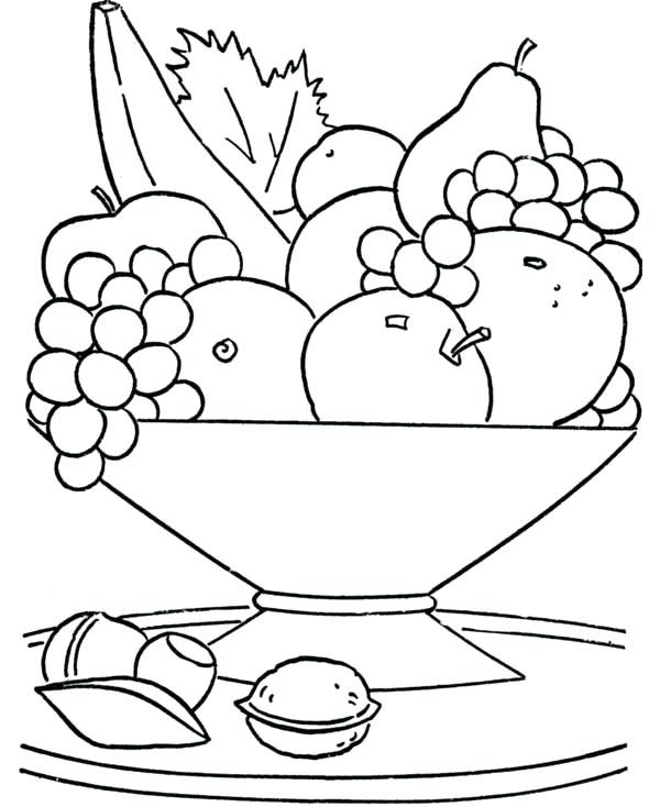 healthy foods coloring pages healthy food coloring pages healthy ...