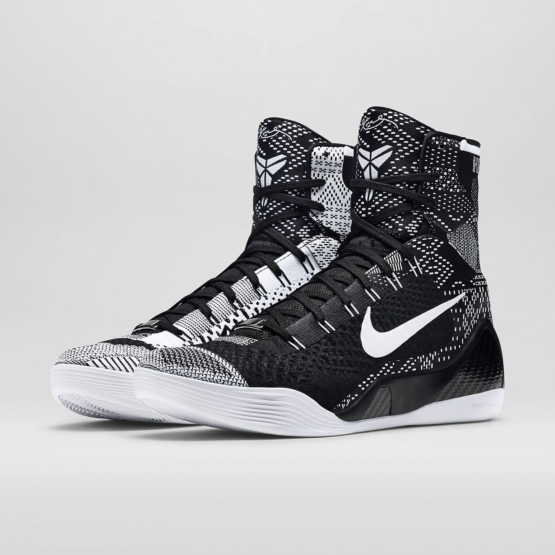 58aaaf724340 Kobe 9 Elite BHM Men s Basketball Shoe. Nike Store UK