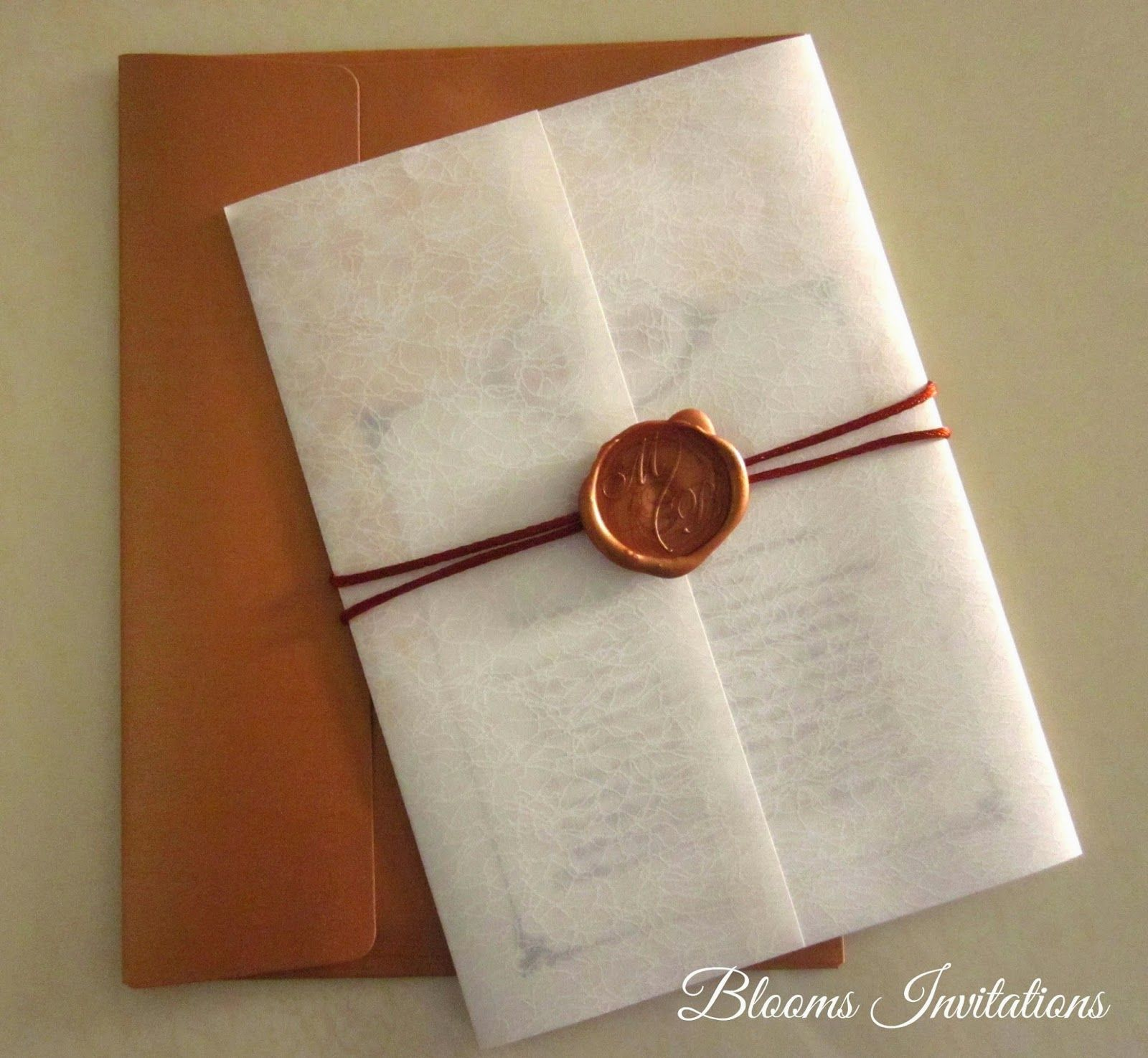 Wax Seal Wedding Invitation | Cards | Pinterest | Wax seals and Weddings