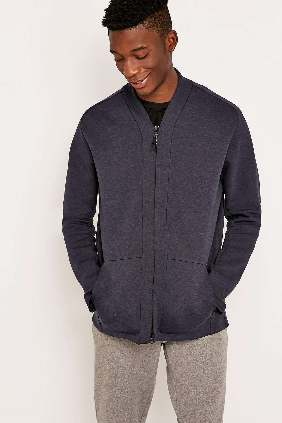 Nike Tech Fleece Obsidian Cardigan Nike tech fleece