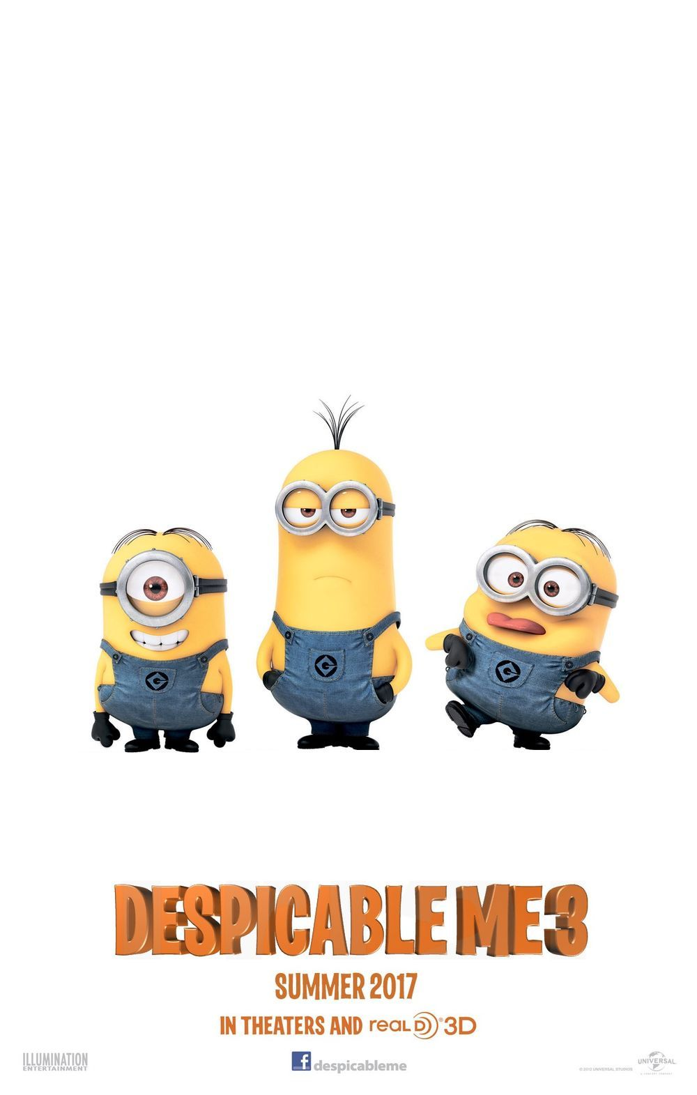 Despicable Me 4 Bobbyisawesome S Idea Despicable Me Despicable Me 3 Full Movies Online Free