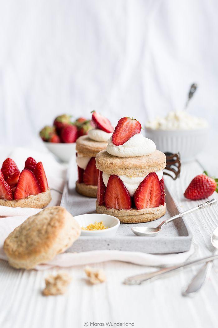 41+ Dessert mit erdbeeren fuer party ideen