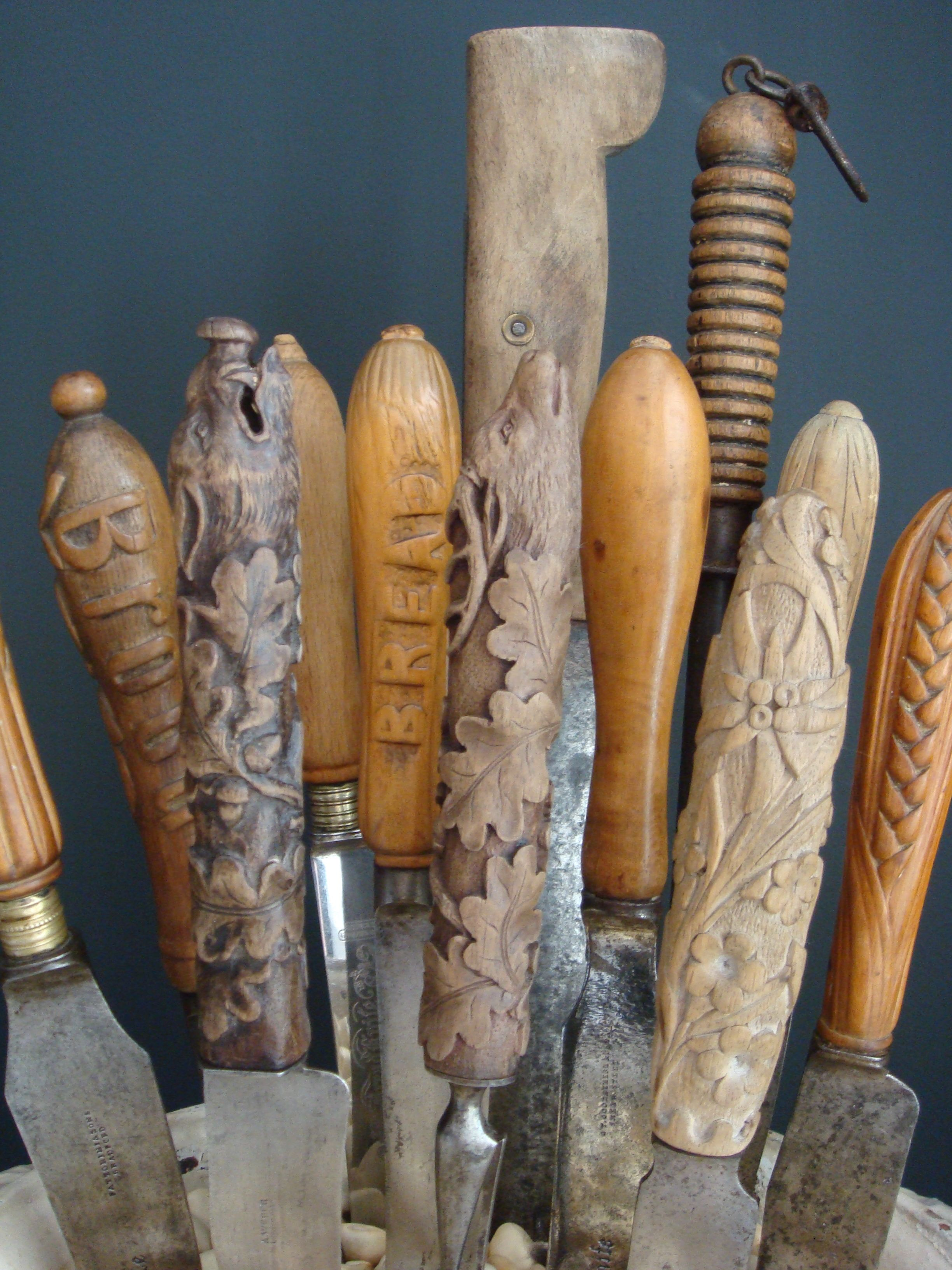 Best 25 Victorian Bread Knives Ideas On Pinterest