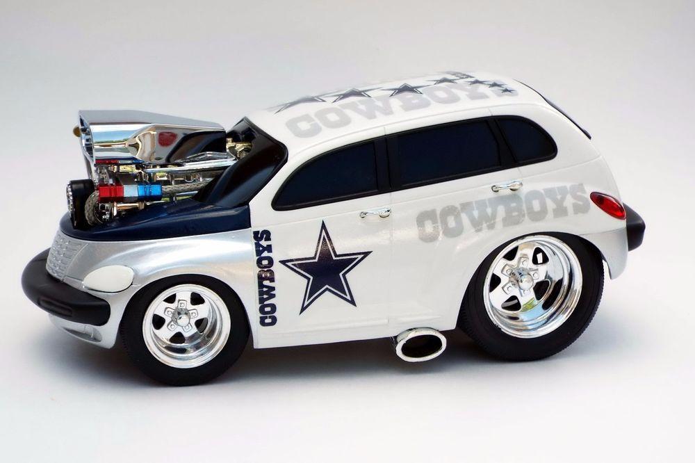 Muscle Machine Custom Dallas Cowboys Football PT Cruiser 1-18 Hot ...