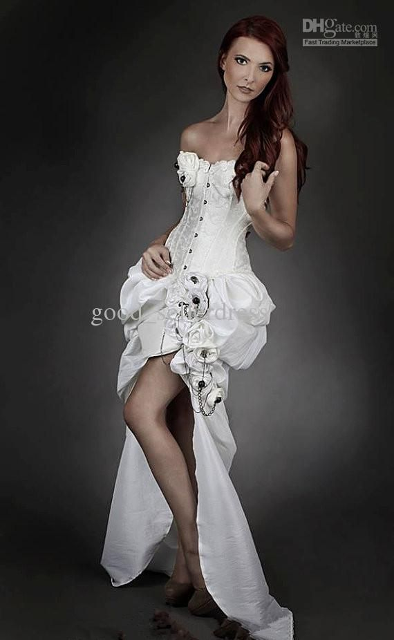 Top 10 Wedding Dresses For Petite Brides, Red Dresses For Girls ...