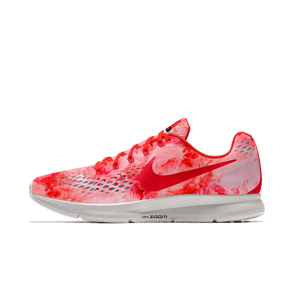 527664e67db8 Nike Air Zoom Pegasus 34 GPX iD Men s Running Shoe Size 10.5 (Pink ...