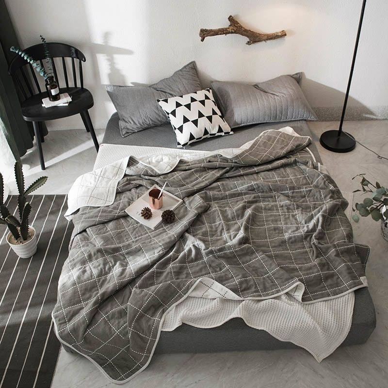 Плед шаблон печати Лето Стёганое Одеяло Полотенца одеяло ...