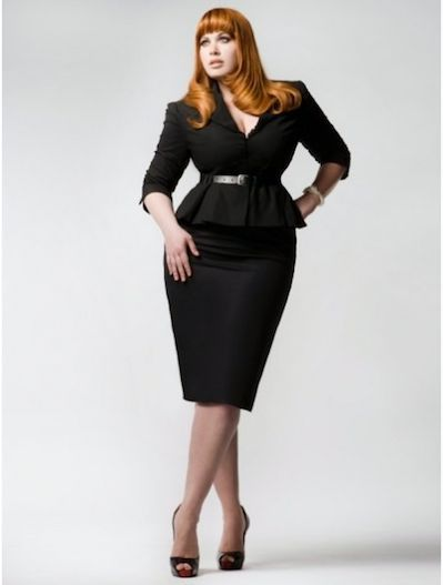 4271ee5d1fc 5 plus size female suits that you will love - Page 3 of 5