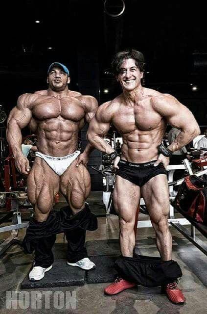 Bodybuilding vs. Physique... LEGS