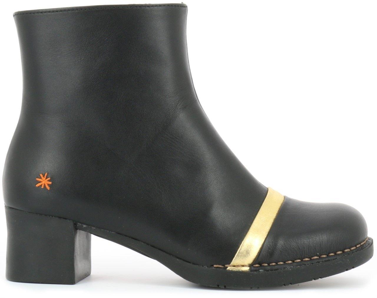 c836e9efe97 Art støvle Bristol Black/Gold - sko og fodtøj – MANIA Copenhagen ...