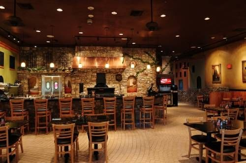 Pizza Kitchen Design the old world restaurant | old world pizza kitchen interior