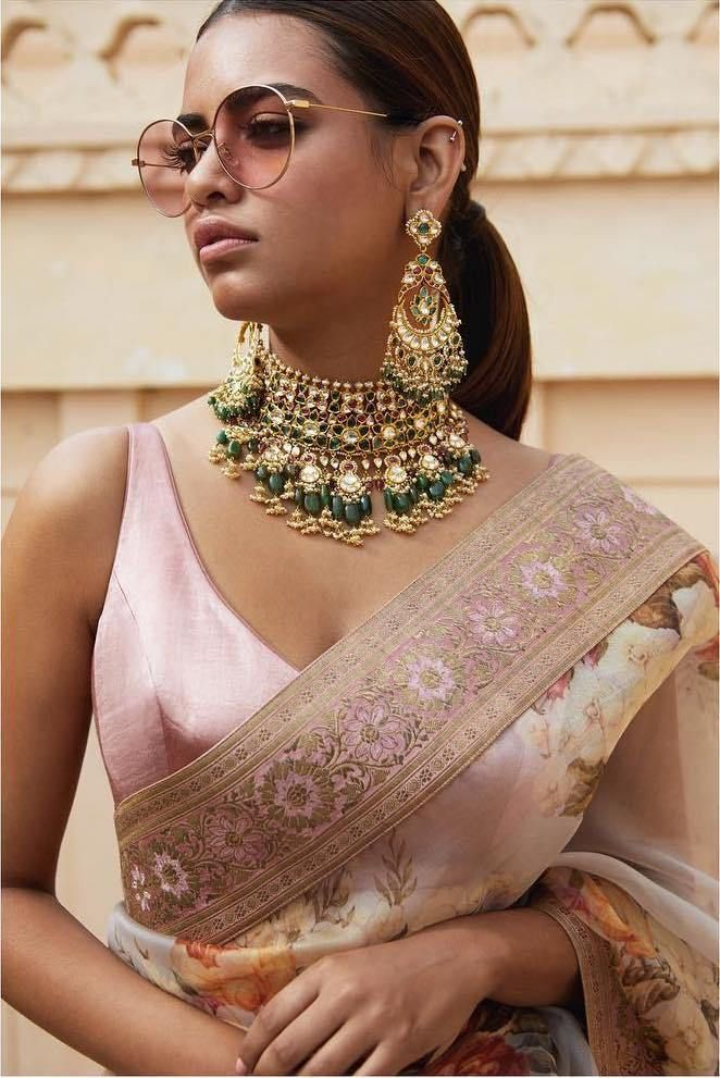 Photo of Latest 2019 Sabyasachi Sarees For Wedding Guests And Family – Frugal2Fab