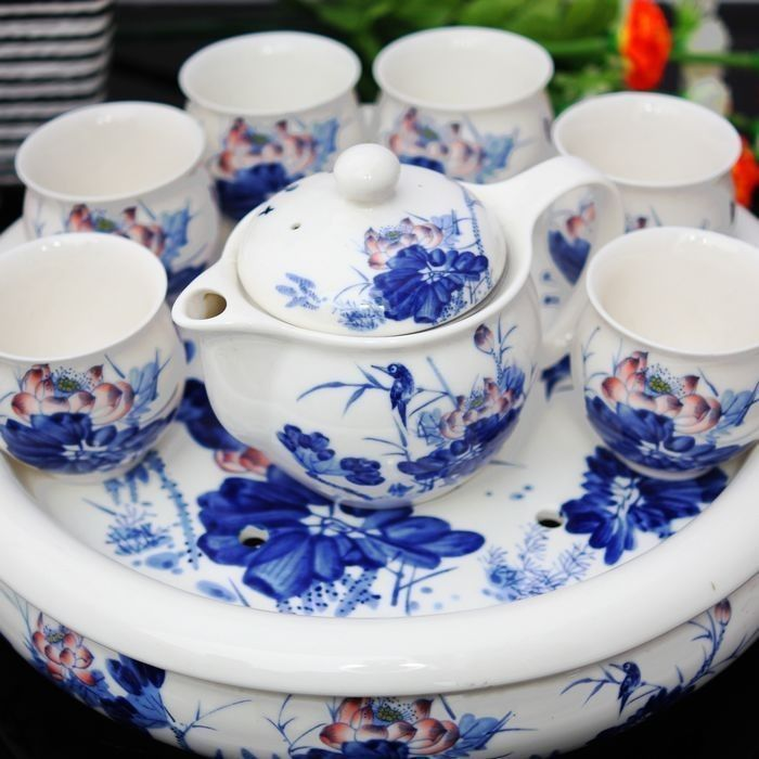 http://www.ceramicslife.com/tea-trays-kung-tea-pot-tea-set-dutch.html Tea trays, Kung Fu tea set, tea set special, full set of tea set, tea ceremony, tea pot tea set-Dutch