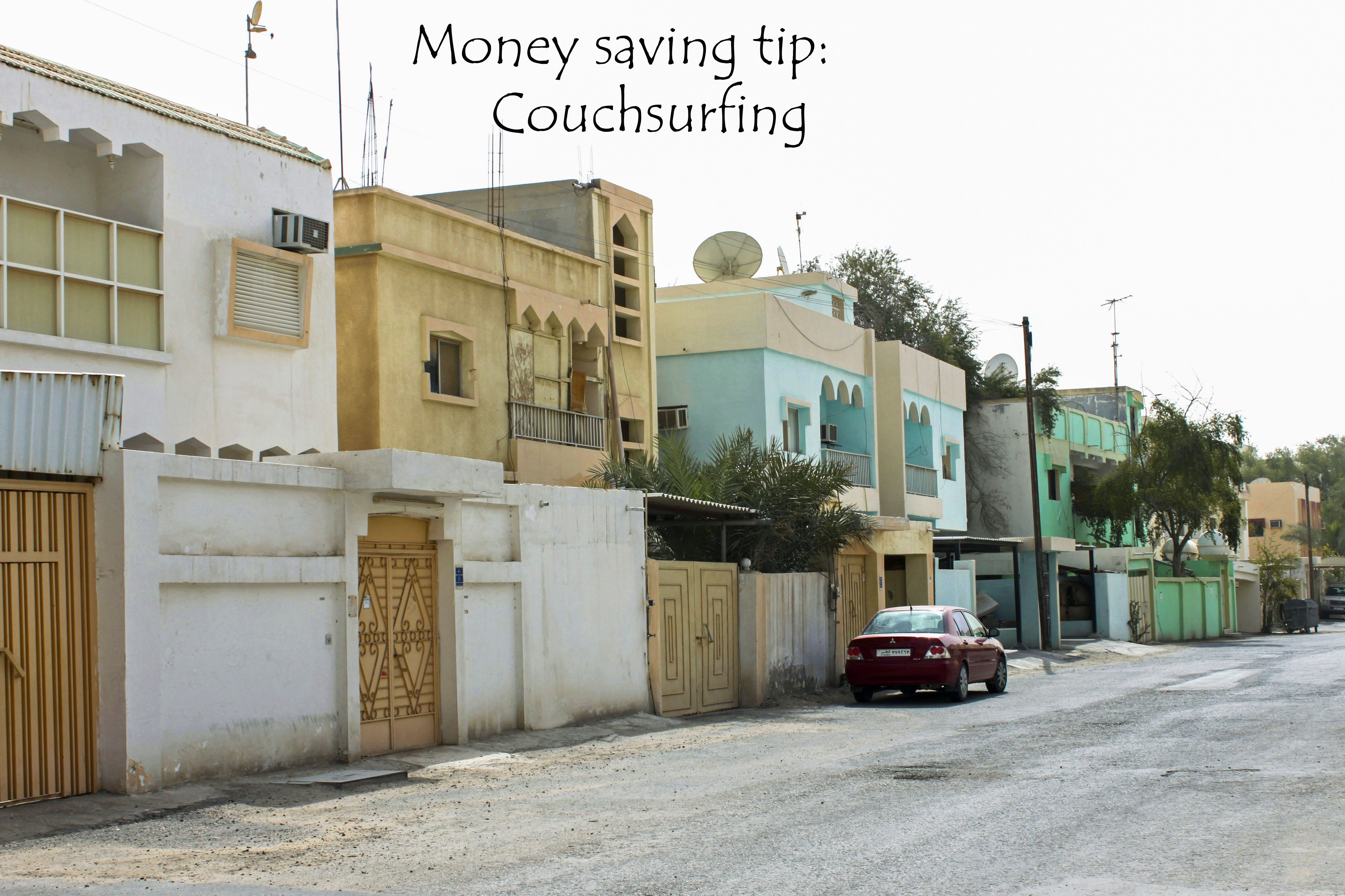 Getting started with couchsurfing http://aworldofbackpacking.com/couchsurfing/