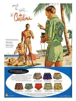 Prosimetron 2011 07 17 Vintage Swimsuits Vintage Swimwear Vintage Mens Fashion