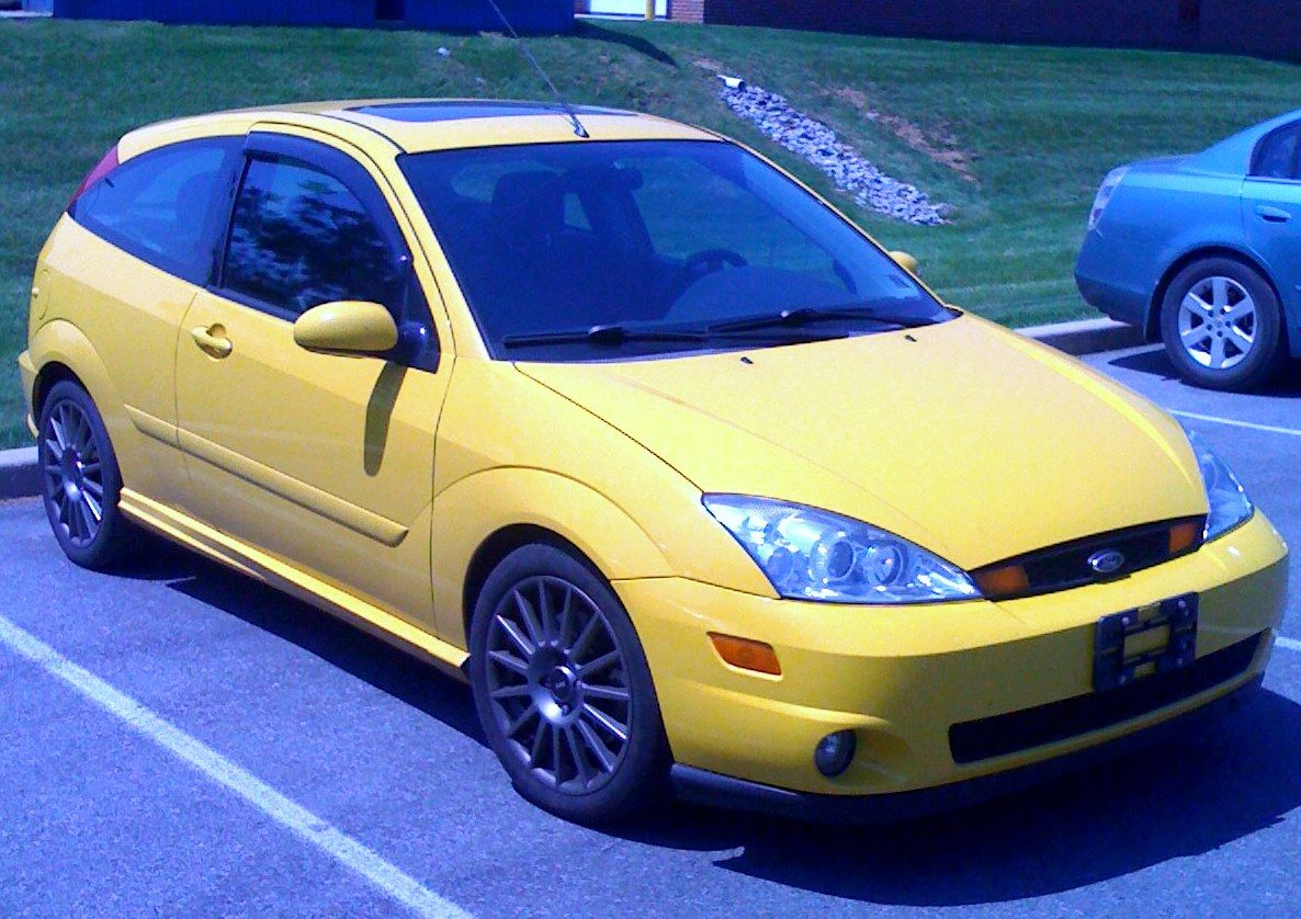 2004 Ford Focus Svt Pictures Cargurus Ford Focus Svt Ford
