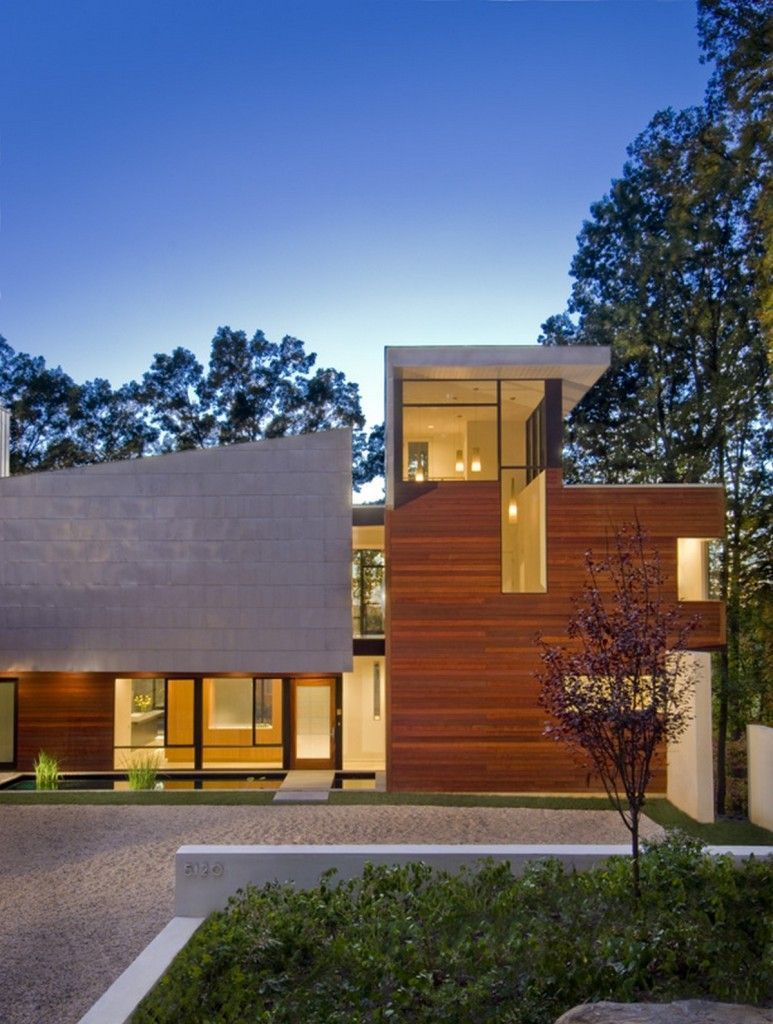 Architettura Case Moderne Idee wissioming residence / robert gurney architect | case