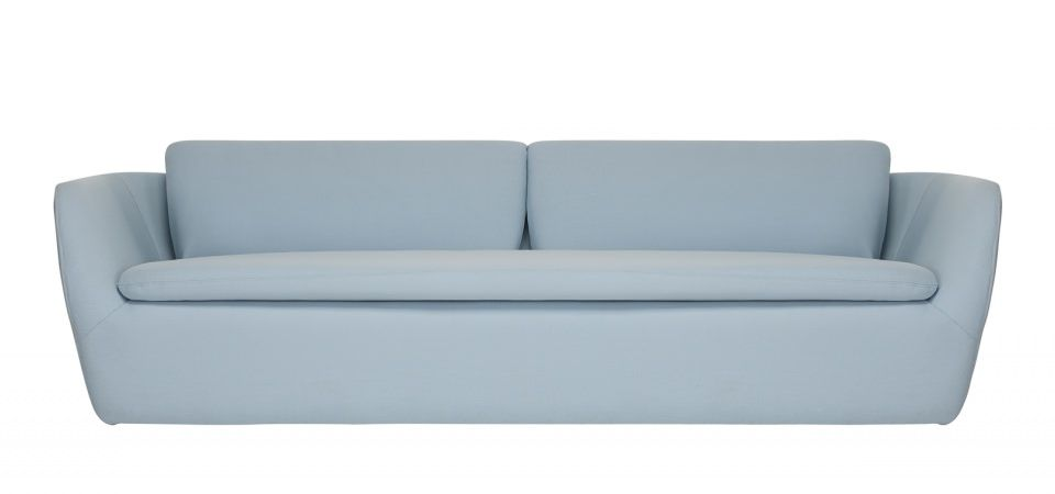 Cocoon Low Back 2 Seat Sofa   Places And Spaces