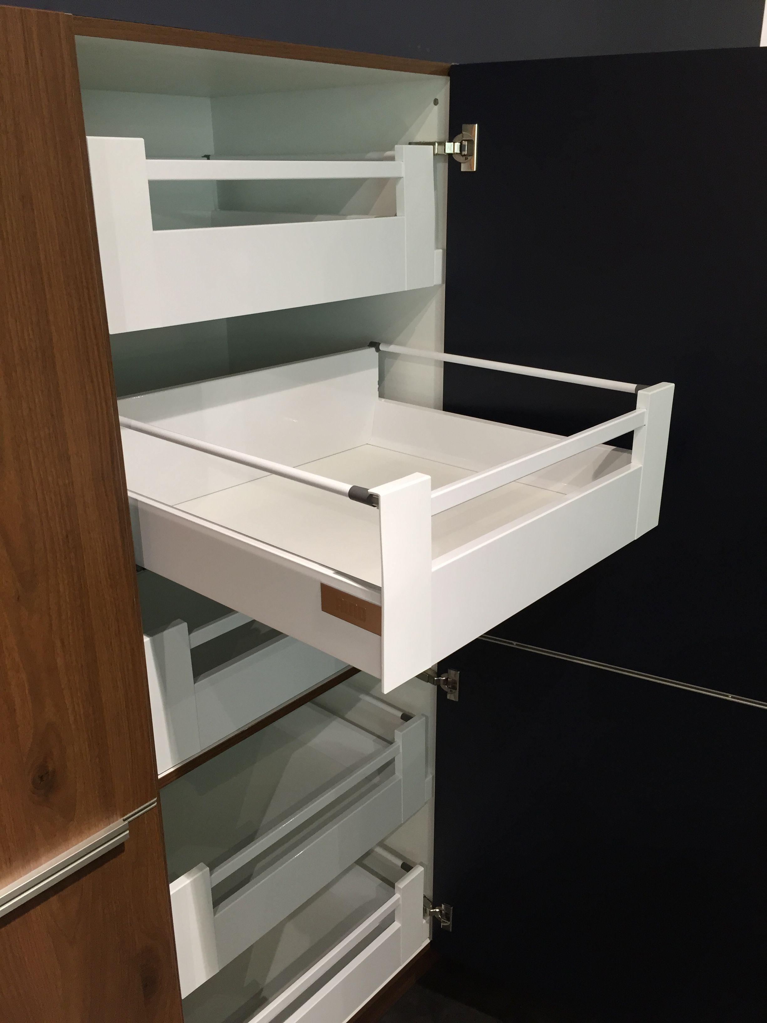 Alno Starline alno alpha drawers alno detail