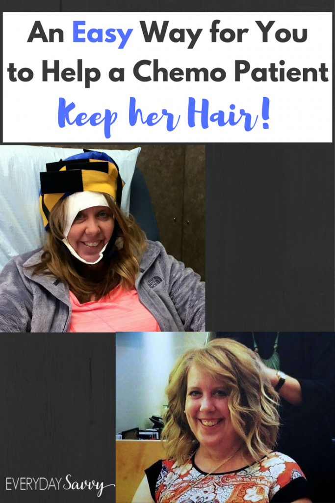 How You Can Help A Chemo Patient Save Their Hair Chemo