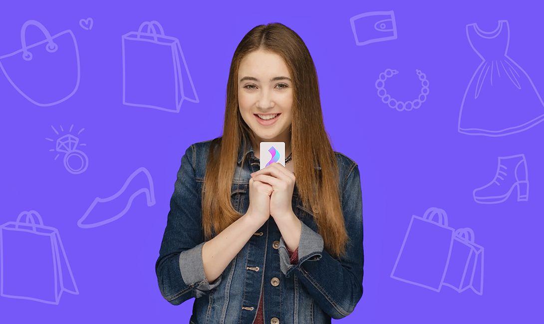 Current the debit card for teens visa debit card