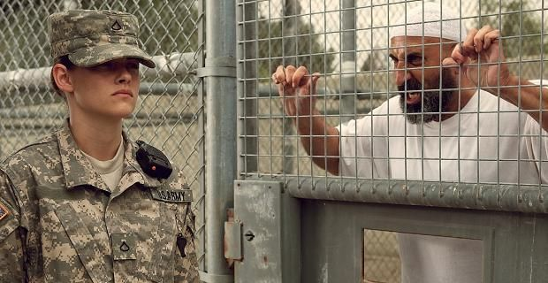 'Camp X-Ray' Trailer: Kristen Stewart Goes To Guantanamo Bay - http://screenrant.com/camp-x-ray-trailer/