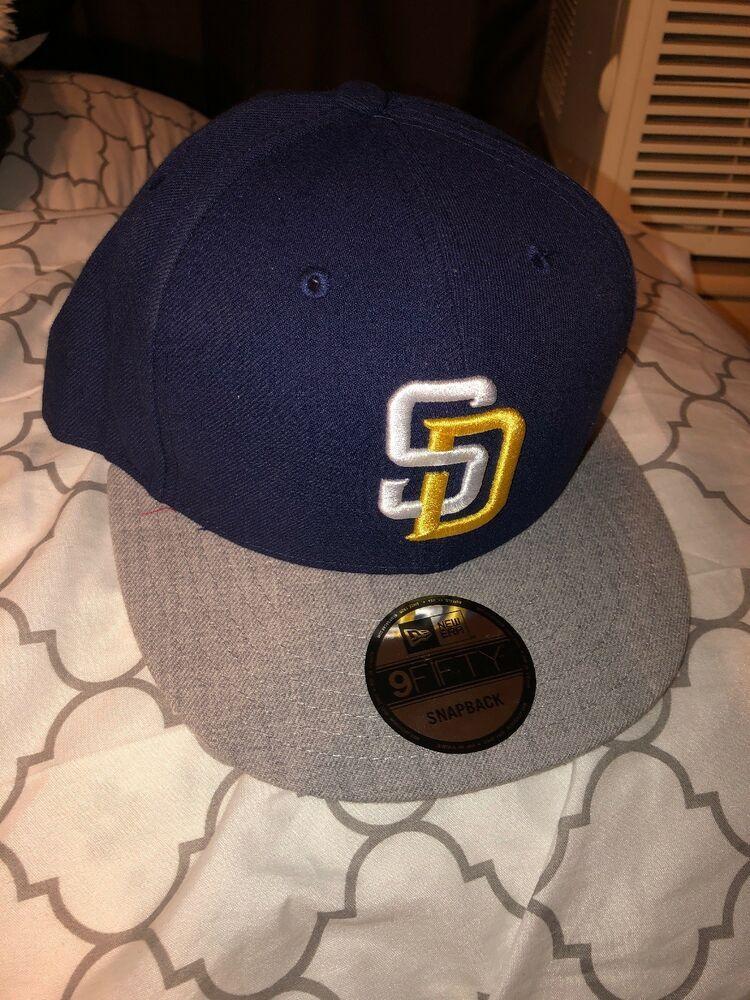 070c7b1c San Diego Padres Hat | San diego padres mens hat | San Diego Padres ...